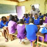 The Water Project: Kapkures Primary School -  Group Work Activity