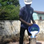 The Water Project: DEC Mahera Primary School -  Chlorination