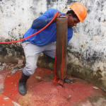 The Water Project: DEC Mahera Primary School -  Drilling