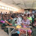 The Water Project: DEC Mahera Primary School -  Handwashing Lesson