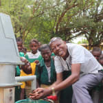 The Water Project: DEC Mahera Primary School -  Head Teacher