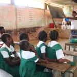 The Water Project: DEC Mahera Primary School -  Lesson On Diarrhea