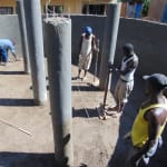 The Water Project: Saride Primary School -  Floor And Plaster Work