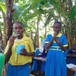 The Water Project: Saride Primary School -  Dental Hygiene Demonstrators