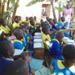 The Water Project: Saride Primary School -  Demonstrating Handwashing Steps