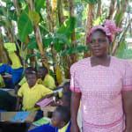 The Water Project: Saride Primary School -  Carolyne Martini Student Health Club Patron