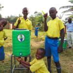 The Water Project: Saride Primary School -  Handwashing