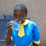 The Water Project: Saride Primary School -  Yum Clean Water