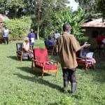 The Water Project: Mukhangu Community, Okumu Spring -  Ongoing Training