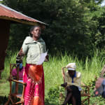 The Water Project: Eluhobe Community, Amadi Spring -  A Clarification Was Needed Here