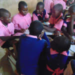 The Water Project: Bulukhombe Primary School -  Group Work