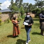 The Water Project: Nyira Community, Ondiek Spring -  Ensuring Western Kenya Is Covid Free