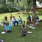 The Water Project: Ematiha Community, Ayubu Spring -  The Handwashing Exercise