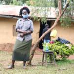 The Water Project: Hirumbi Community, Khalembi Spring -  Alice Mwenyesi
