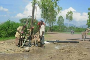 The Water Project: Kimira -