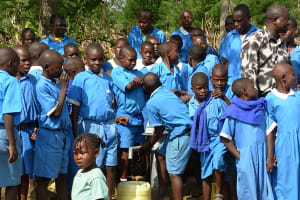 The Water Project: Vashele Primary School Well -