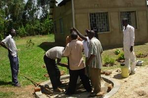 The Water Project: Musungururu Community Well -