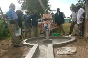 The Water Project: Eshiyanza Primary School - Kenya -