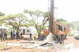 The Water Project: Oloile Secondary School -