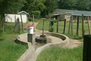 The Water Project: St. Philips Secondary School -