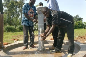 The Water Project: St. James ACK -