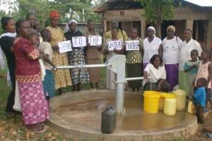 The Water Project: Mama Sukuma Self Help Womens Group -