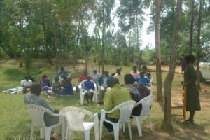 The Water Project: Alpha Orphan Care Well Project -