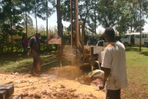 The Water Project: Erechero Womens Group Well Project -