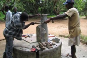 The Water Project: UMC Primary School - Makeni Well Rehabilitation -