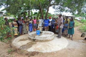 The Water Project: Benkeh Community Well Rehabilitation -