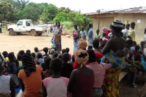 The Water Project: Old Town Drive Well Repair -