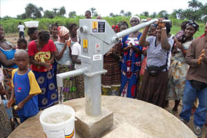The Water Project: Koya Rural District Well Rehabilitation Project -