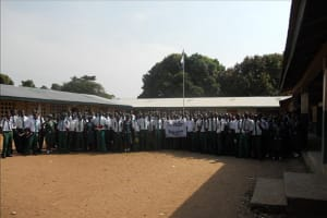 The Water Project: United Bretheren Academy Secondary School Well Rehabilitation -