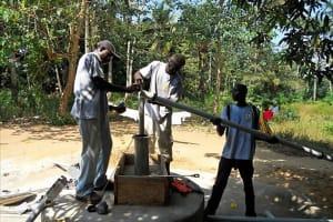 The Water Project: Muslim Brotherhood Primary School Well Rehabilitation -