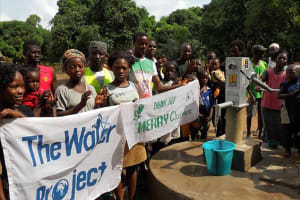 The Water Project: St. Ann's Catholic Church -