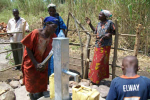 The Water Project: Kibito -