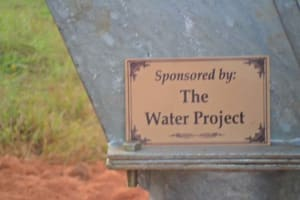 The Water Project: Rukara College -