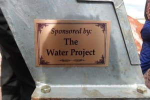 The Water Project: FAWE Girls School -