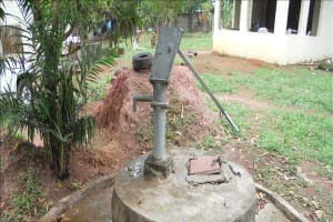 The Water Project: Adventist Health International Hospital Well Repair -