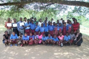 The Water Project: Rukoni Primary School Well -