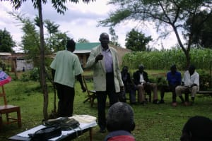 The Water Project: Musembe Primary School -