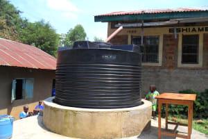 The Water Project: Eshiamboko Primary School -