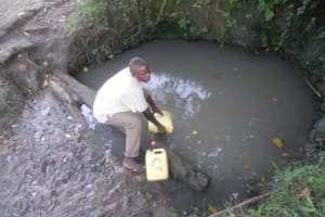 The Water Project: Kabudogo Community Well -