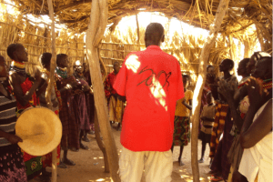 The Water Project: Kakiriing Community Well -