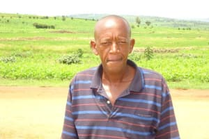 The Water Project: Bushoga Community Well -