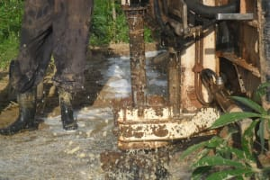 The Water Project: Shiamache ACK Church and Community Well -