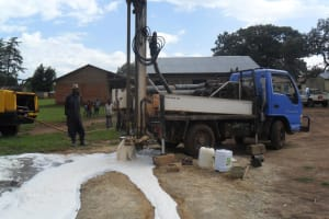 The Water Project: Nabing'eng'e Primary School -
