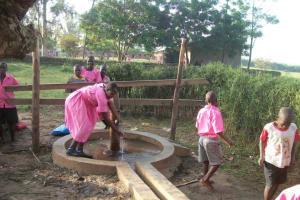 The Water Project: Murambi School Well -