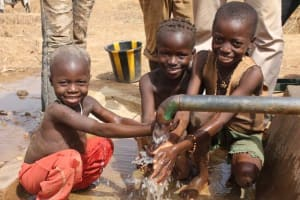 The Water Project: Habr Community Well Rehab -