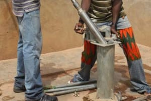 The Water Project: Nakar Health Clinic -